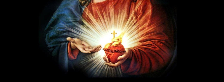 JUIN : MOIS DU SACRÉ-COEUR DE JÉSUS... Bandeau-sacre-coeur-2